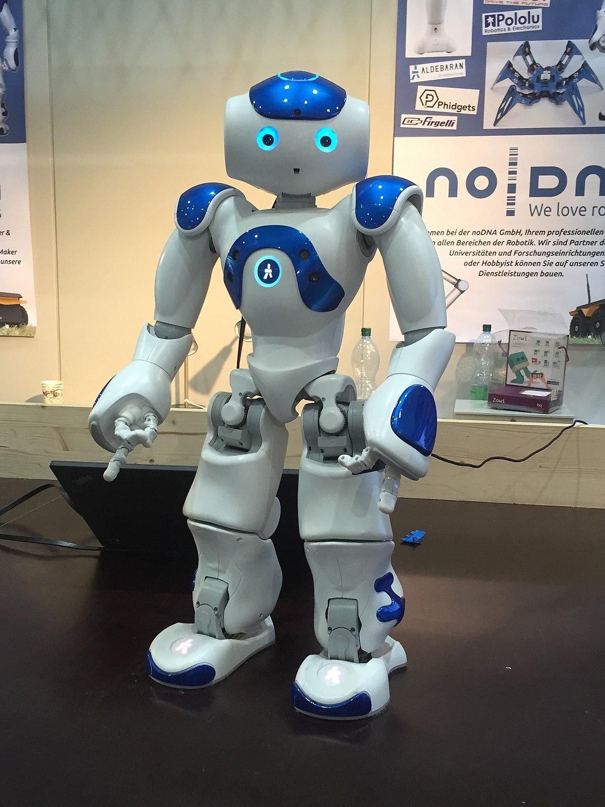 Un robot aide des élèves autistes à apprendre !